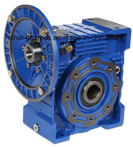 Cast Iron Transmission Gearbox, Universal Speed Reducer, Smrv110 pictures & photos