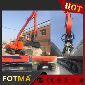 Boom Length Can Be Modified Mobile Mobile Crawler Material Handling Machines pictures & photos