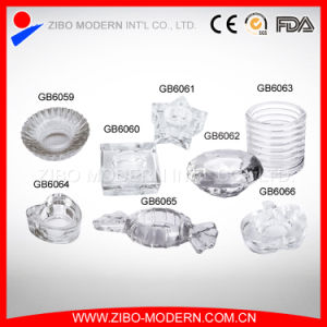 Wholesale Factory Price Decoration Candle Jars Glass pictures & photos