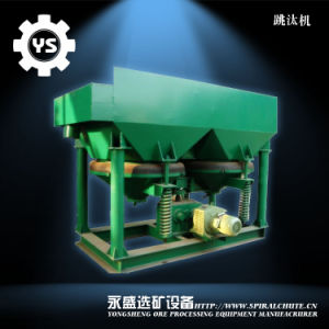 Gold Dressing Equipment Jigger Machine (JT1-1)
