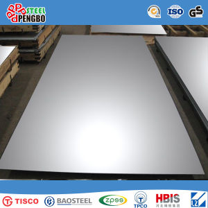 2b Finish Ce Certified Cold Rolled Stainless Steel Sheet pictures & photos