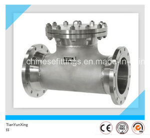 JIS Flanged T Type Stainless Steel Strainer pictures & photos