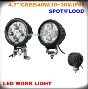 Spot/Flood Beam LED Work Light for Offroad ATV 4X4SUV pictures & photos