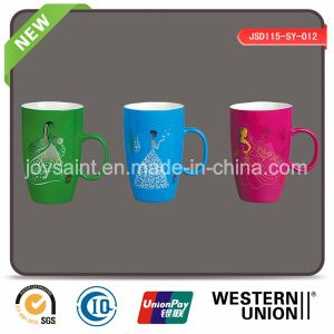 Hot Selling Lovely Wholesale Porcelain Mug (JSD115-SY-012) pictures & photos