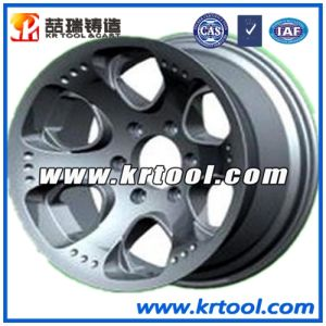 Customized Aluminum Die Casting for Auto Parts Factory pictures & photos
