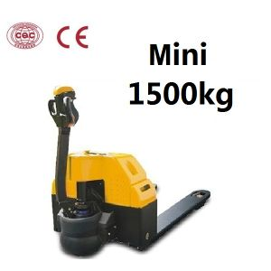 1.5 Ton Battery Operated Pallet Truck (CBD15-170) pictures & photos