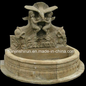 Angel Fish Fountain, Garden Stone Fountain pictures & photos