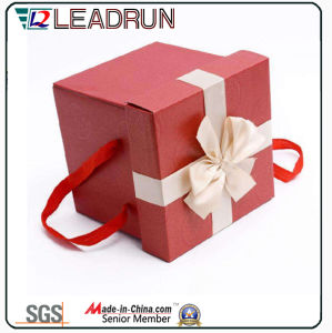 Candy Tin Gift Packaging Metal Chocolate Gift Tin Box Paper Gift Box Acrylic Wedding Candy Box (YSC21) pictures & photos