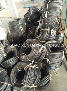 Qingdao Made High Quality Cheap Tyre and Tube for Wheelbarrow (4.00-8) pictures & photos