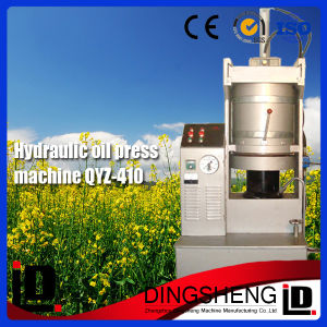 Qyz-460 Cocoa Bean Hydraulic Oil Press Machine pictures & photos