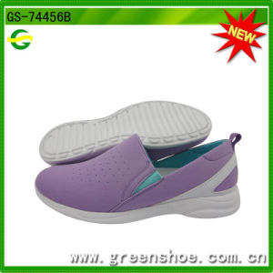 New Lady Casual Shoes for 2016 Spring Summer (GS-74456) pictures & photos