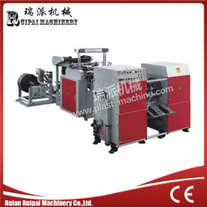Fully Automatic Rolling Garbage Bag Making Machine pictures & photos