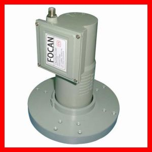 C Band LNB with 3.4 to 4.2GHz Input Frequency Range, Low Noise, and High Gain for Dish Antenna pictures & photos