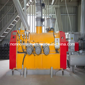 Mixing System for Dry Mortar