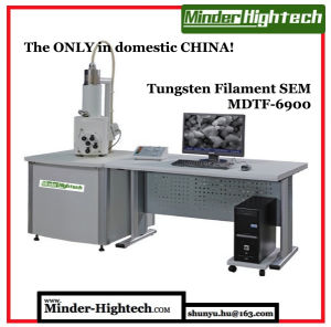 Tungsten Filament Scanning Electron Microscope Mdtf-3200 pictures & photos