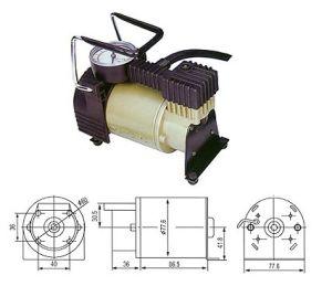 New Car / Outdoor Equipment DC Car Compressor - 13.8V 150psi pictures & photos
