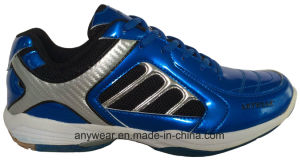 Men′s Table Tennis Shoes Badminton Court Footwear (815-9107) pictures & photos