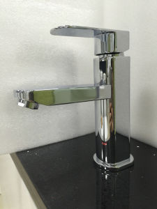 Sanitary Ware Chrome Plated Bathroom Water Tap (1072) pictures & photos