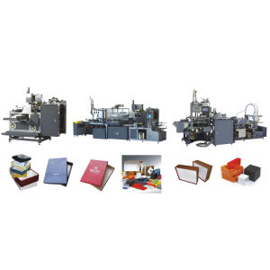 Zk-660A High Grade Food Boxes Making Machinery pictures & photos