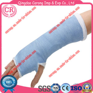 Orthopedic Finger Fiberglass Casting Splint for Hospital Polymer Bandage pictures & photos