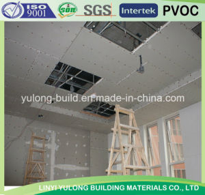 Manufacture Gypsum Board for Ceiling pictures & photos