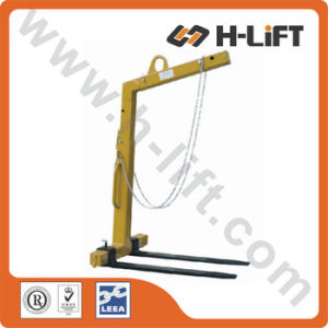 Automatic Weight Balance Pallet Crane Fork pictures & photos