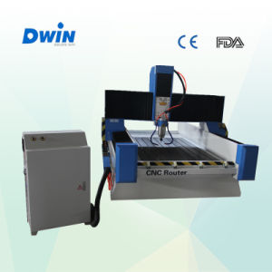 1300X2500mm 5.5kw Spindle 6mm Aluminum Cutting Machine (DW1325) pictures & photos