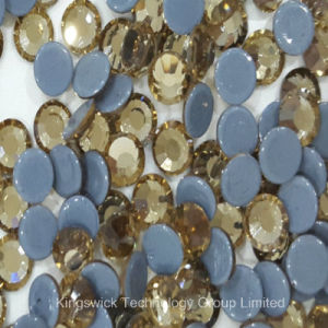 Wholesale China Hot Fox Rhinestones Flat Back Stone Crystal Ss6 Ss10 Ss20 pictures & photos
