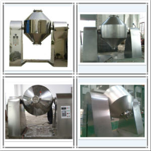 Double Cone Mixer Machine for Dry Powder/Particle pictures & photos