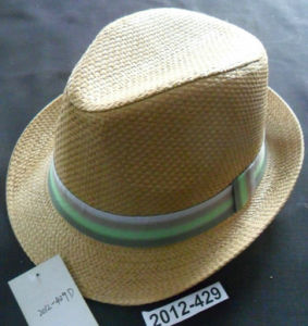 paper fedora pictures & photos