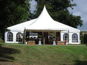 15m aluminum luxury party tent, wedding tent pictures & photos