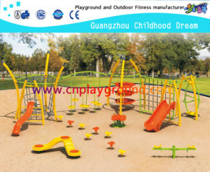 Amusement Park Outdoor Steel Structure Amusement Park Playground Set (HA-11701) pictures & photos