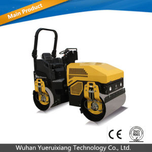 3t Ride-on Hydraulic Vibratory Roller Yl61b pictures & photos
