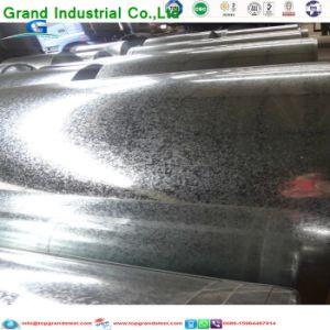 111 11 Lamina De Acero Galvanizado Sin Alear Pintada En Bobina pictures & photos