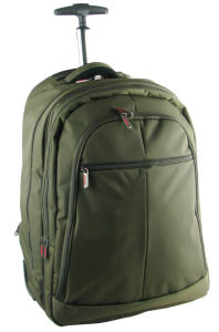 Polyester Trolley Backpack Laptop Bag Travel Bags (ST7091A) pictures & photos