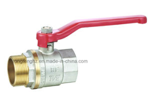 CE Approved Brass Ball Valve with Lever Handle