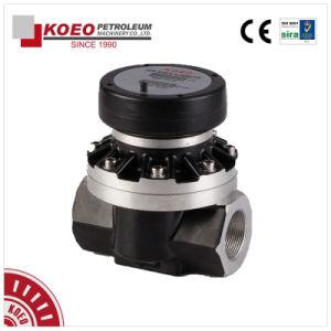 Mechanical Oval Gear Flow Meter