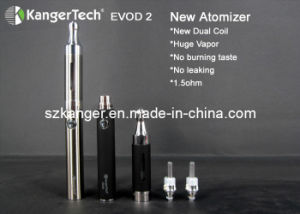 New E Cigarette Starter Kit Kanger Evod 2 pictures & photos
