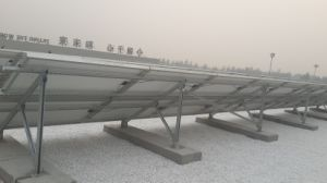 W4pitched Roof PV Solar Bracket System pictures & photos
