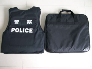 Customized Kevlar Bulletproof Vest for Police pictures & photos