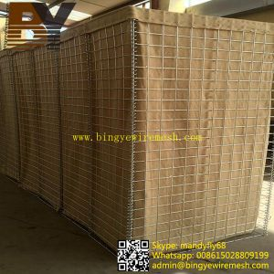 Bastion Container Military Hesco Barrier pictures & photos