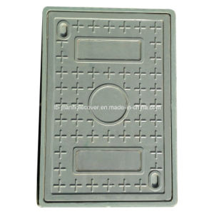 En124 Composite SMC/BMC Square Manhole Cover