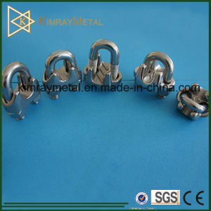 Stainless Steel Wire Rope Clip with U Bolt and Nut pictures & photos