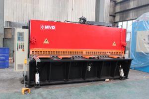 Hot Sale Mvd QC12y-16X3200 Hydraulic Swing Beam Shear pictures & photos