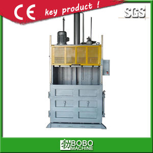 Hydraulic Loose Material Baling Machine pictures & photos