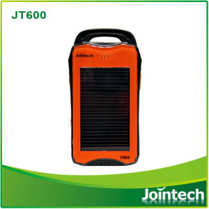 Portable Solar Chargeable Min GPS Personal Tracker for Field Worker Remote Monitoring and Loacting pictures & photos