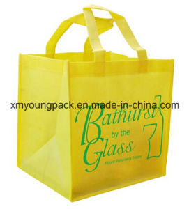 Custom Non Woven Fabric Reusable Bag for Shopping pictures & photos