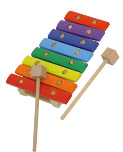 Wooden Musical Toy Xylophone -Beech Wood pictures & photos
