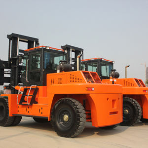 Chinese Big Diesel Forklift 20 Ton pictures & photos