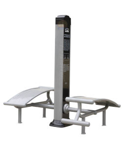 Outdoor Fitness Equipment Galaxy Series Sit-up Trainer pictures & photos